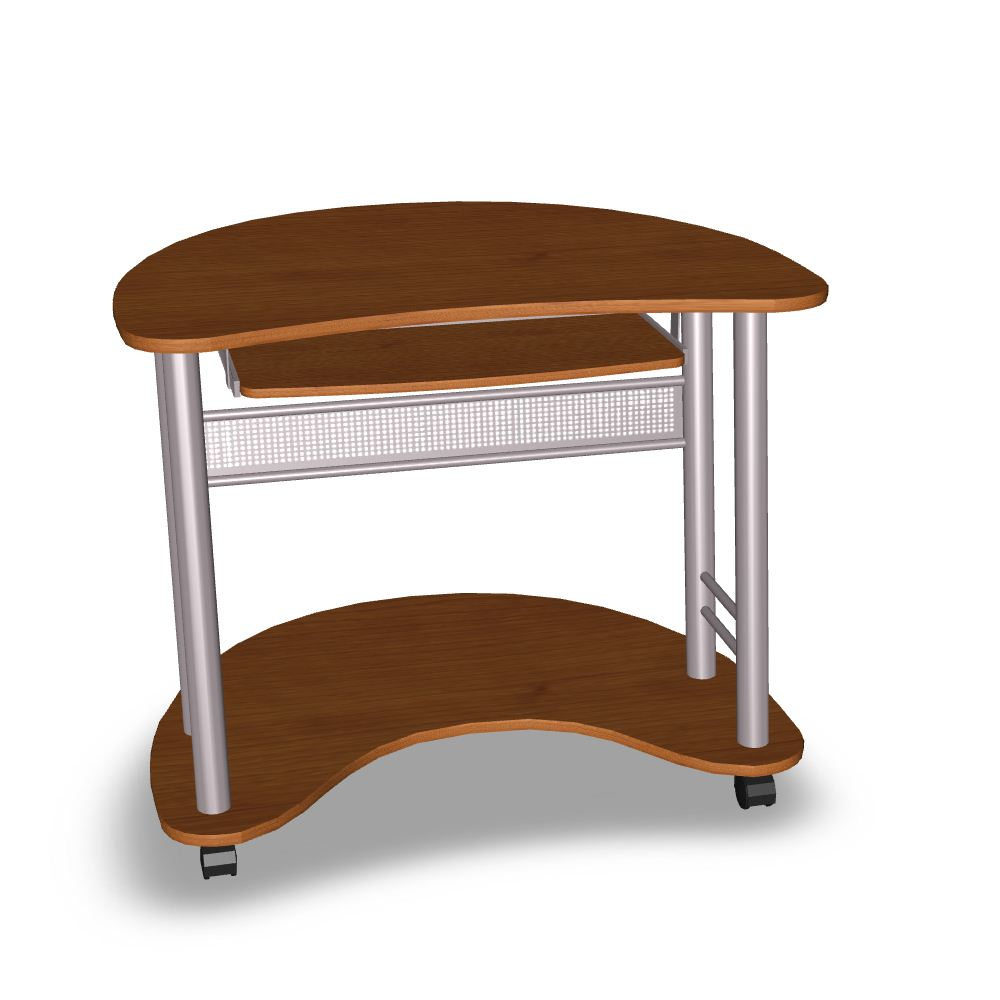 Computer Table Tables Furnishings 3d Model